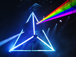 ROGER WATERS - THE DARK SIDE OF THE MOON TOUR 2008 - THE LASER PRISM by Lightwave Int.